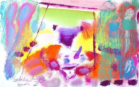 048,35x44,oil,ink,paper,2007,Spain,ArtProjects,Catalonia-pattern
