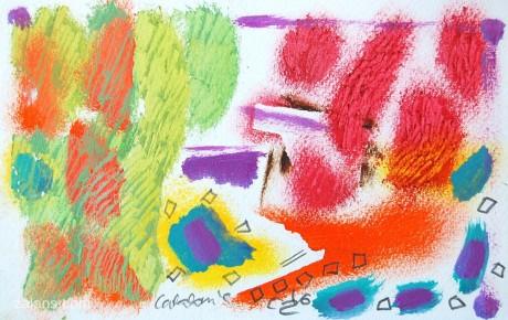 061,35x44,oil,ink,paper,2007,Spain,ArtProjects,Catalonia-pattern