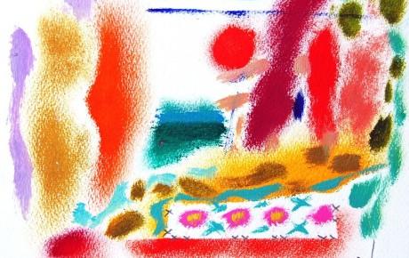 067,35x44,oil,ink,paper,2007,Spain,ArtProjects,Catalonia-pattern