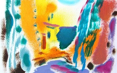 ,35x44,oil,ink,paper,2007,Spain,ArtProjects,Catalonia-pattern