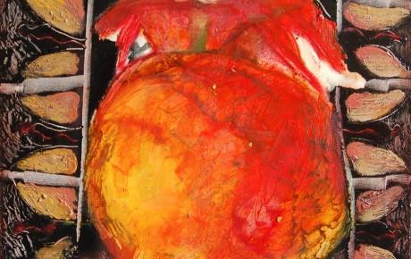 DOMUS,50x50,oil,canvas,2007,Spai,n,AP.Sold
