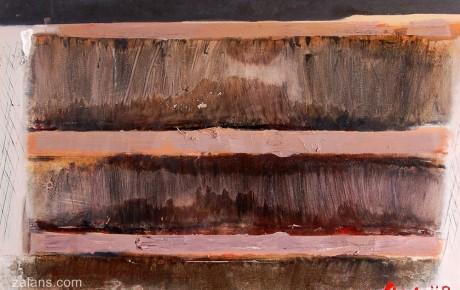 HARAM-II,80x120,oil,canvas,2007,Egypt,AP