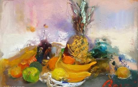 bayley,70x90,oil,canvas,2012,Latvia,Objects