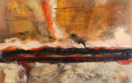 haram-I,80x120,oilcanvas,2007,Egypt,AP