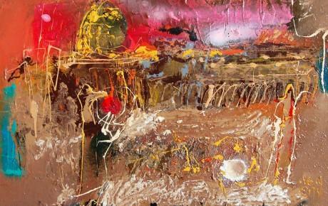 opencity,70x90,oil,canvas,2007,Latvia,AP