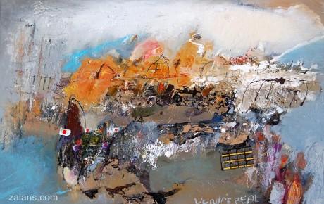 venicereal,60x90,oil,canvas,2007,Latvia,AP