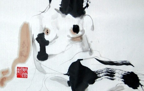 a3,35x40,ink,paper,stamp,2010,China,ArtProjects,Ink,Sold