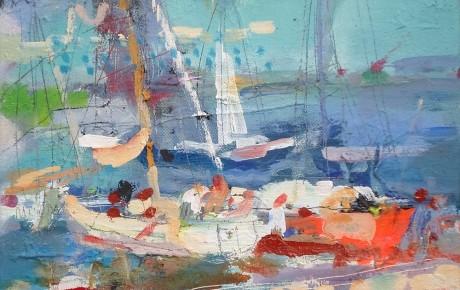 harbour1, 25x35,2013