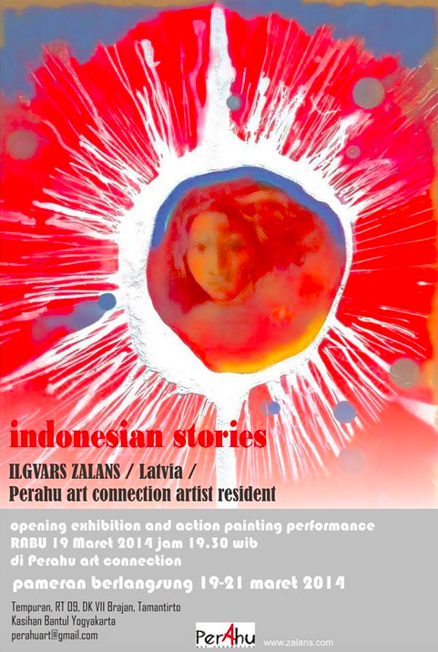 Indonesian Stories_exhibition poster
