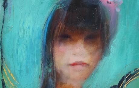 japanese girl,ooc,50x50,2014