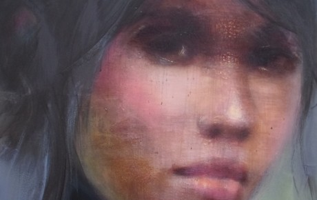 javanese girl,ooc,140x100,2014