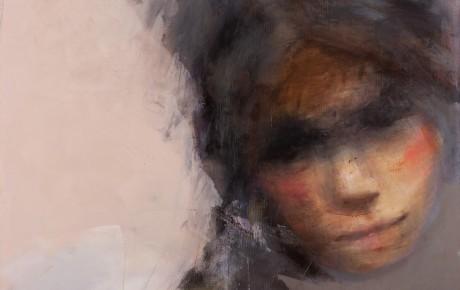 Fayum girl, ooc,120x149,2015