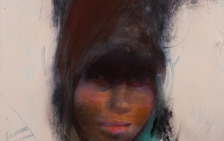 girl from Surabaya, 100x120, ooc, 2015
